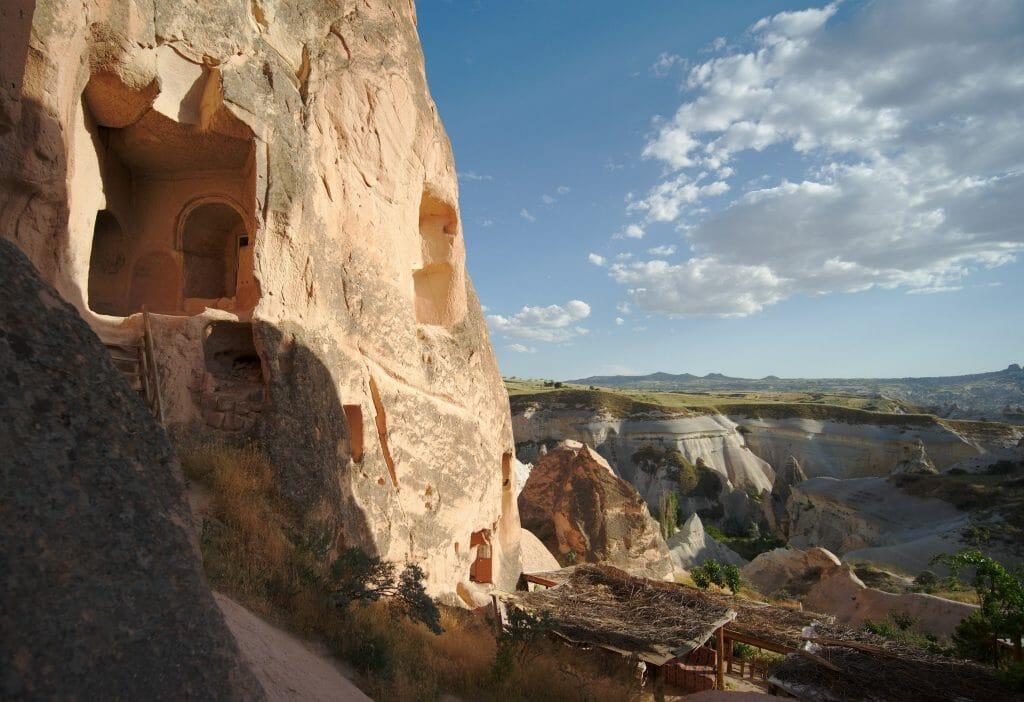 église aux croix cappadoce
