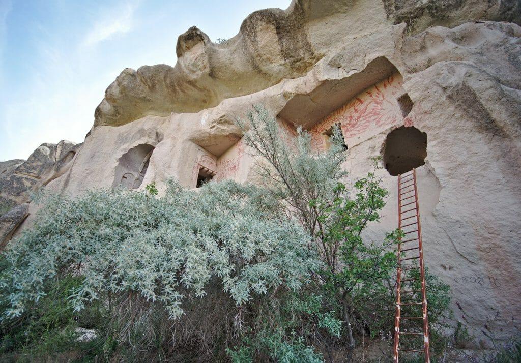 eglise zemi cappadoce