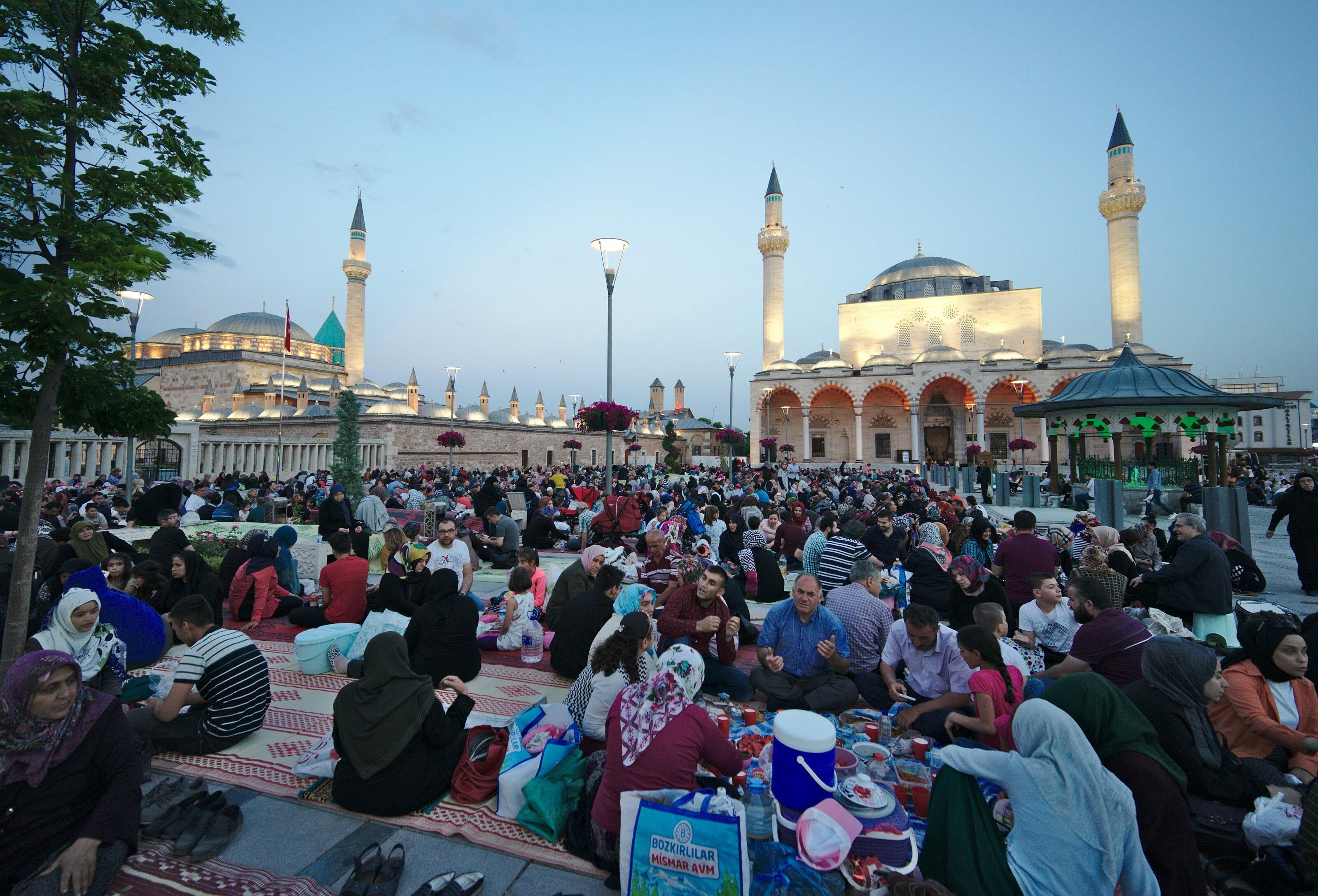 ramadan à Konya