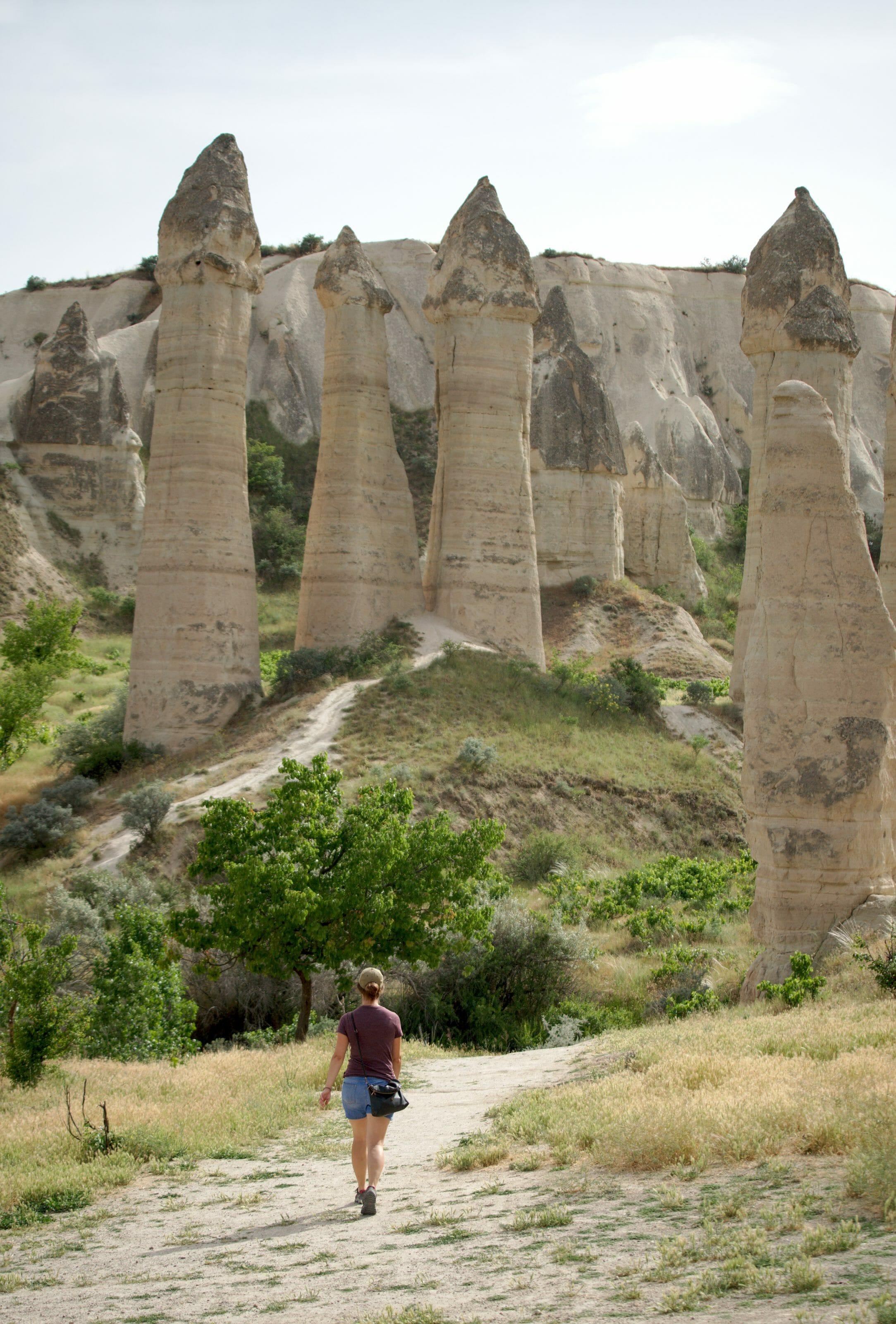 rando en Cappadoce