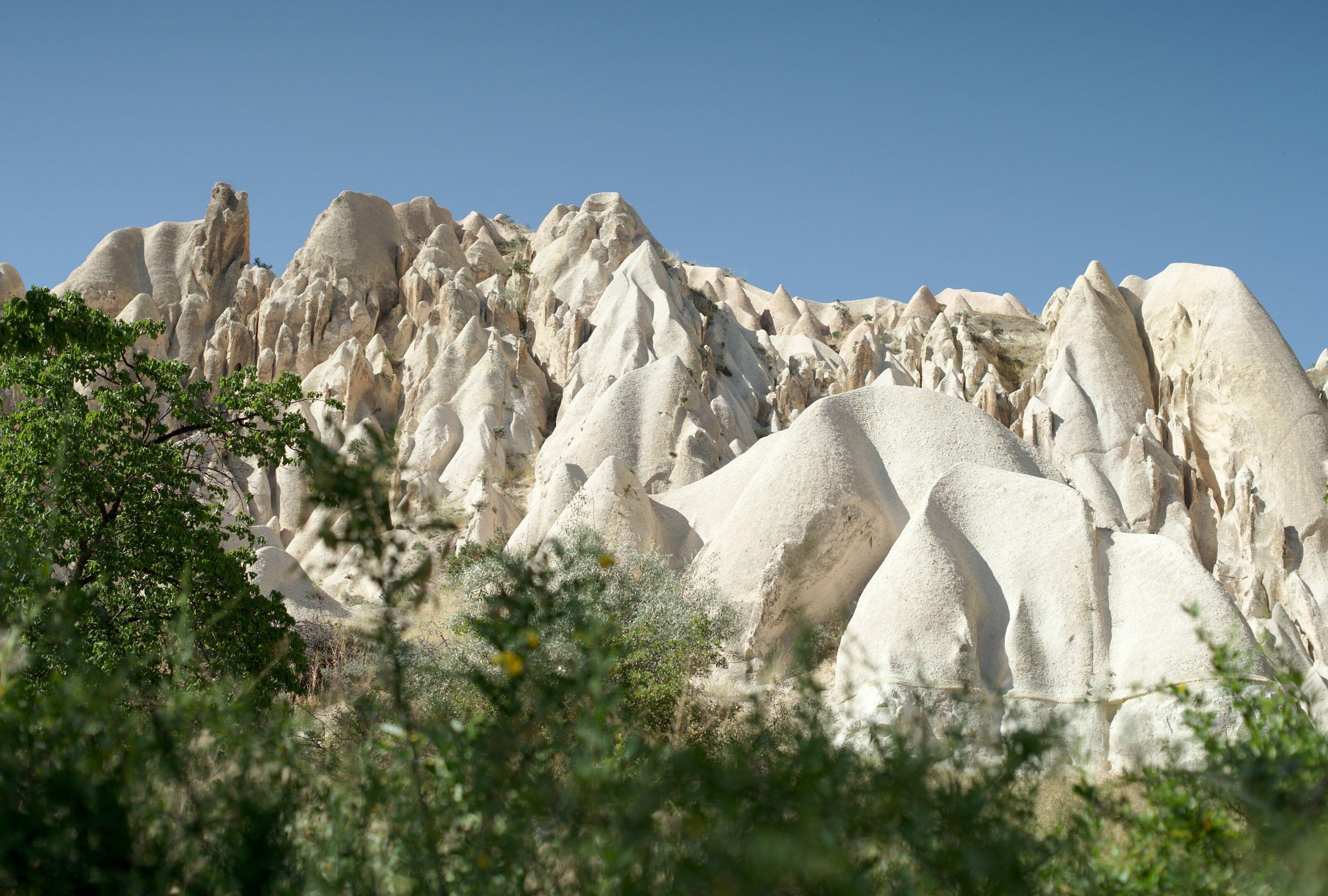 vallée de Meskendir Cappadoce