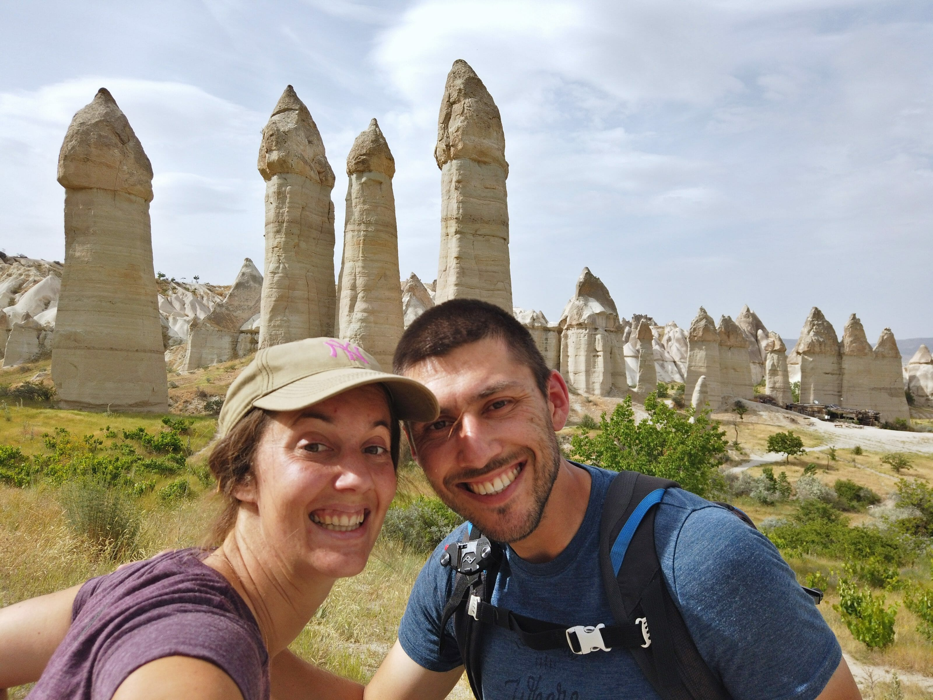 novomonde selfie cappadoce