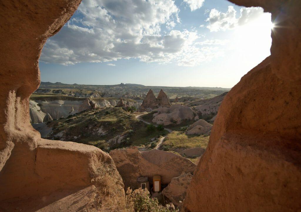 rose valley panorama