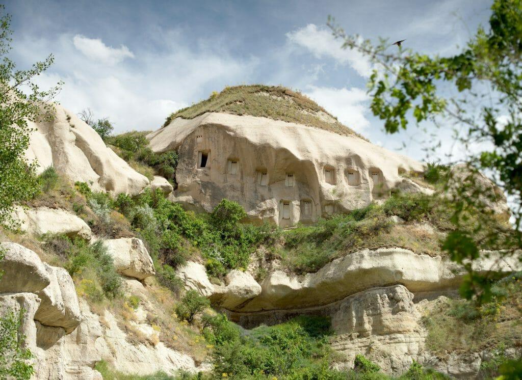 les pigeonniers de Cappadoce