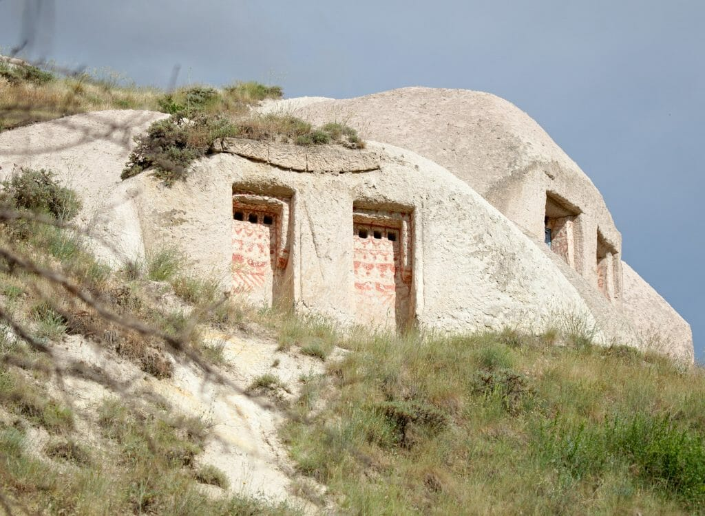 2 pigeonniers cappadoce
