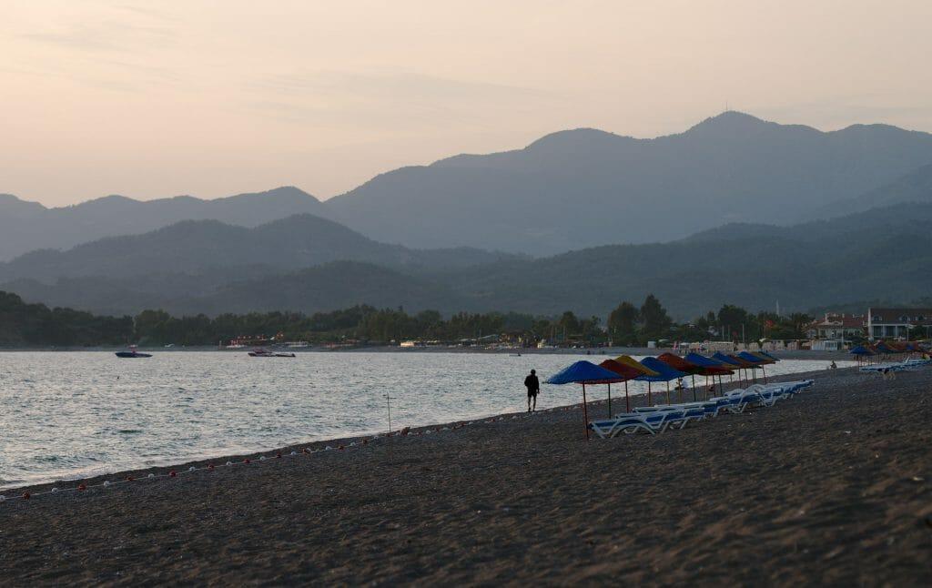 plage calis fethiye