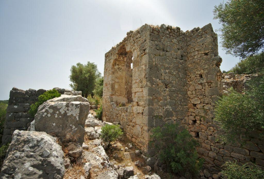 ruines de pynai