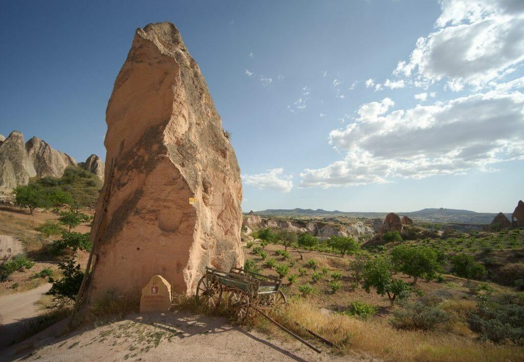 grape church Cappadoce