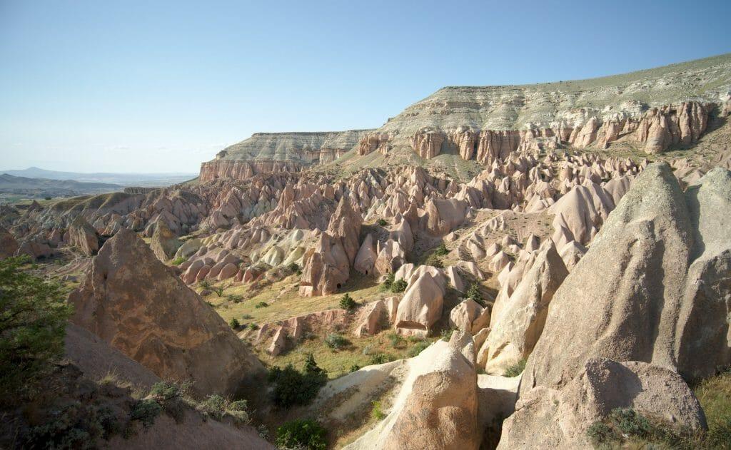 vallée rose panorama