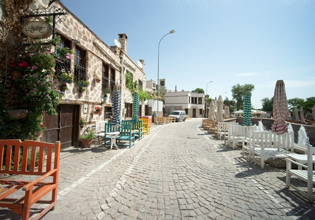rues de sille