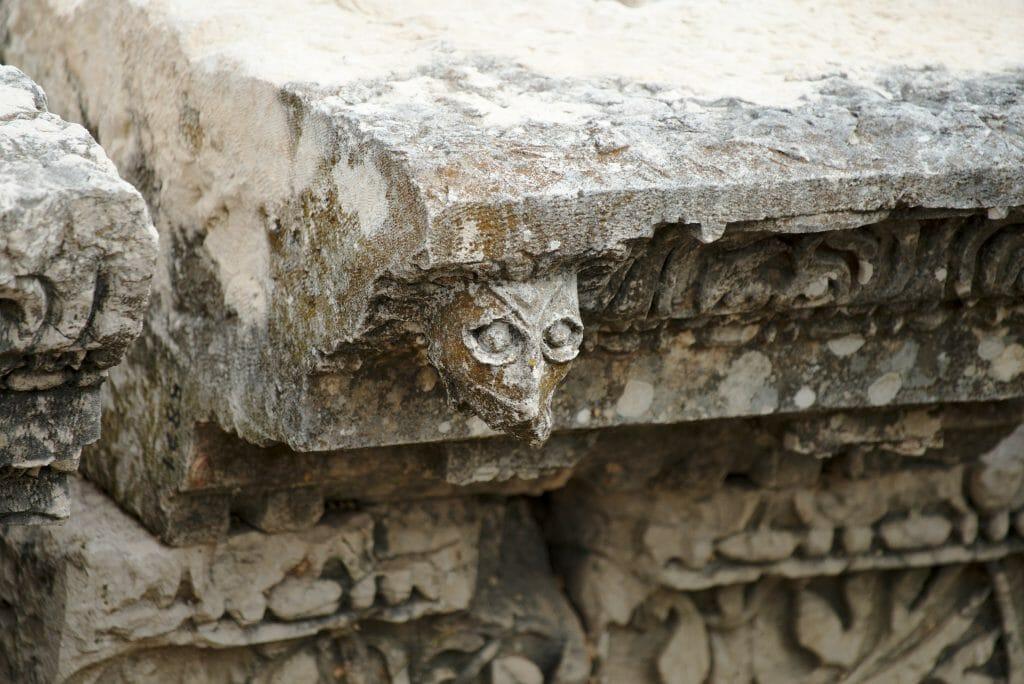 ruines de letoon