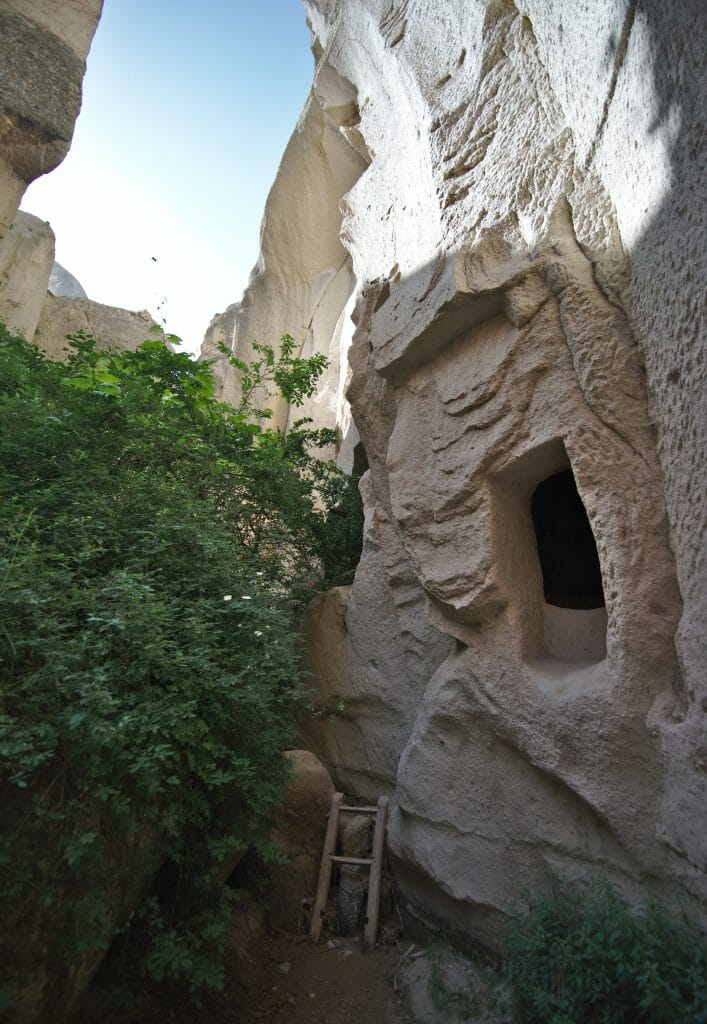 canyon vallée des épées