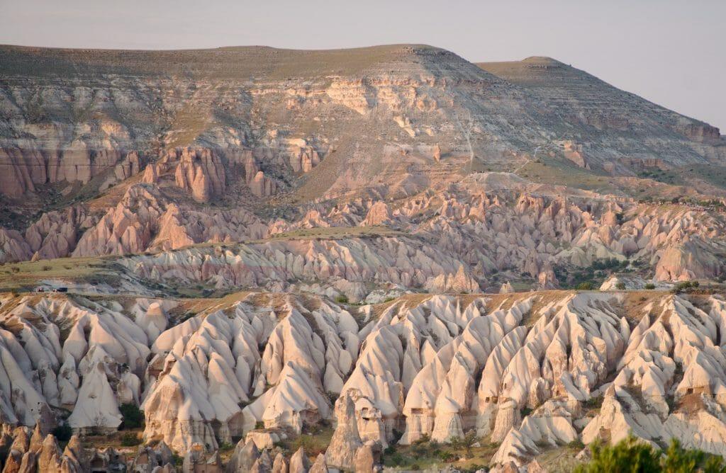 lumière du soir Cappadoce