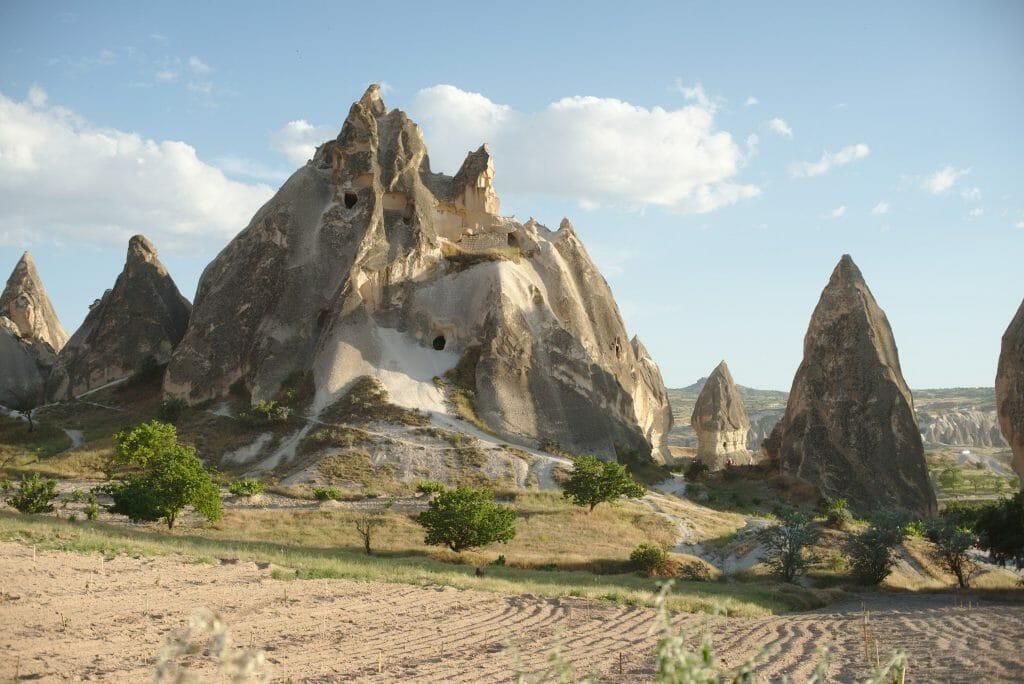 église vallée épées cappadoce