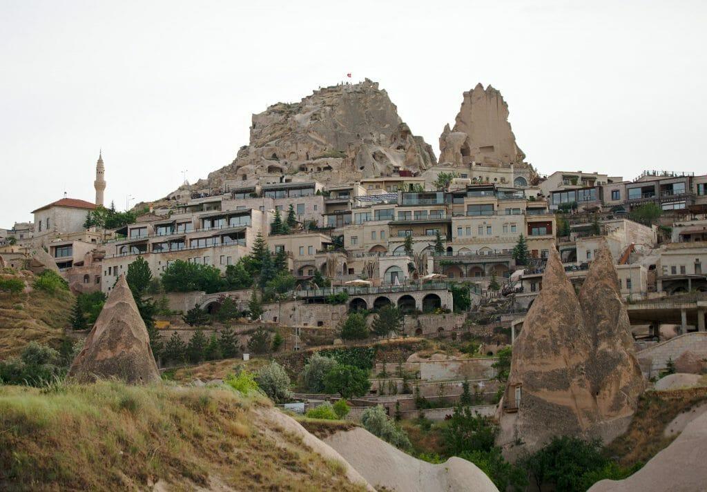 chateau d'Uchisar