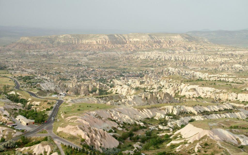 panorama Uchisar