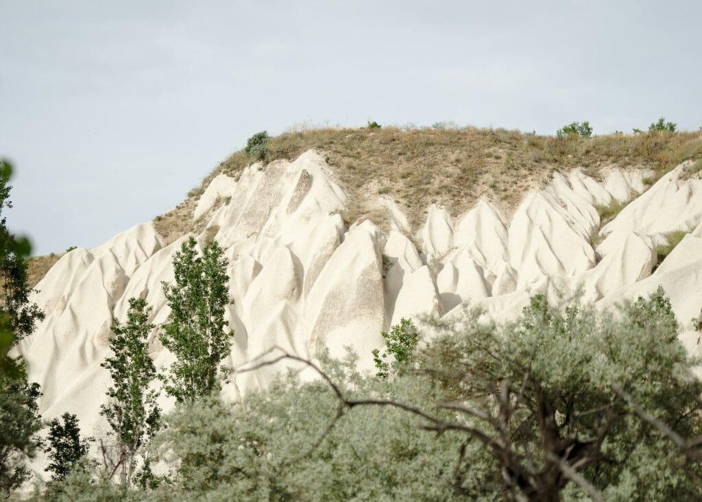 roches vallée blanche cappadoce