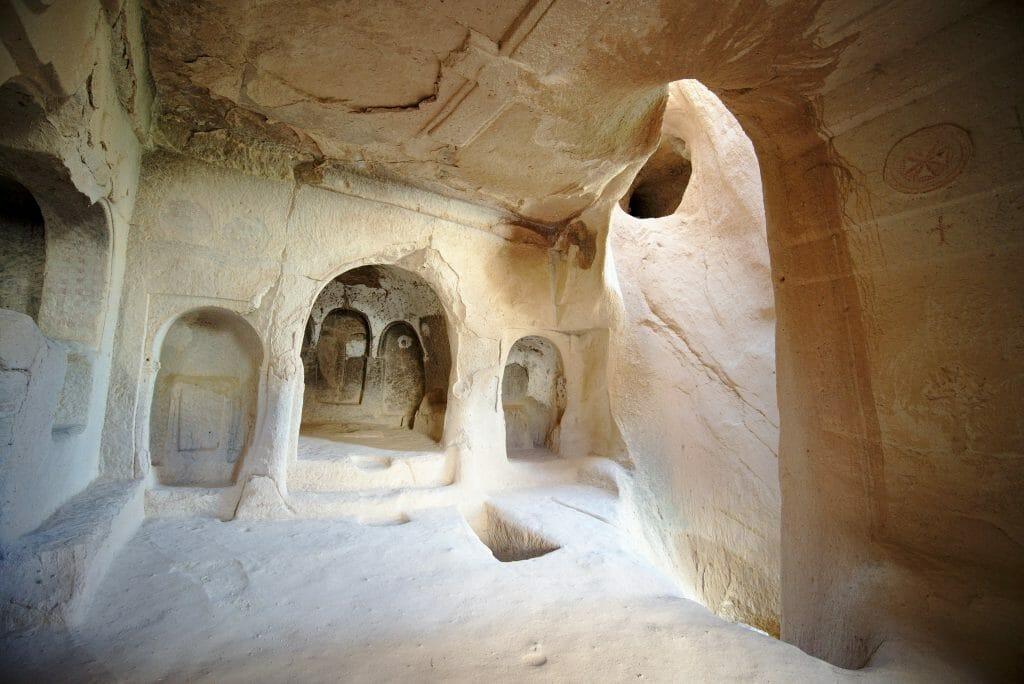 eglise zelve cappadoce