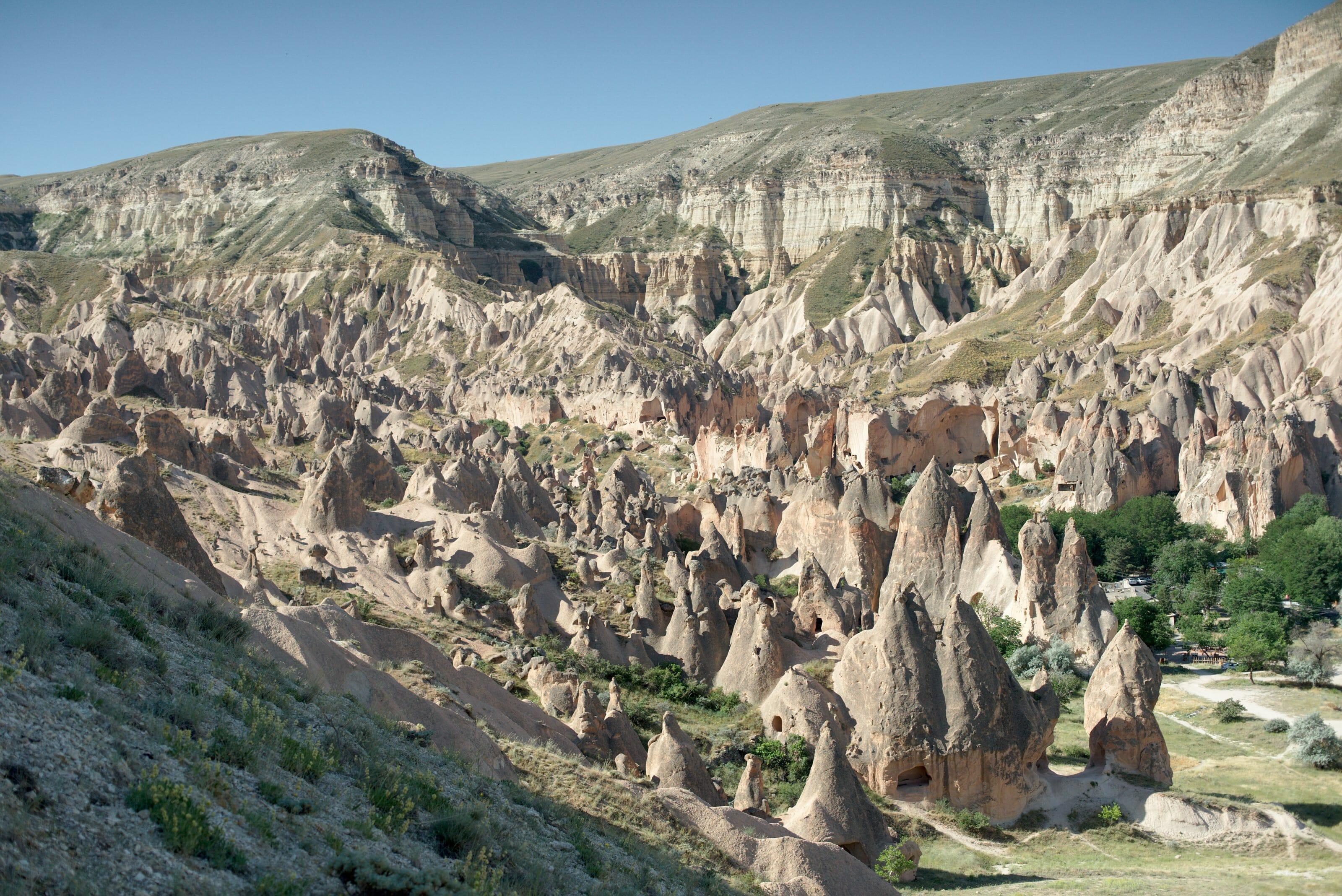zelve cappadoce