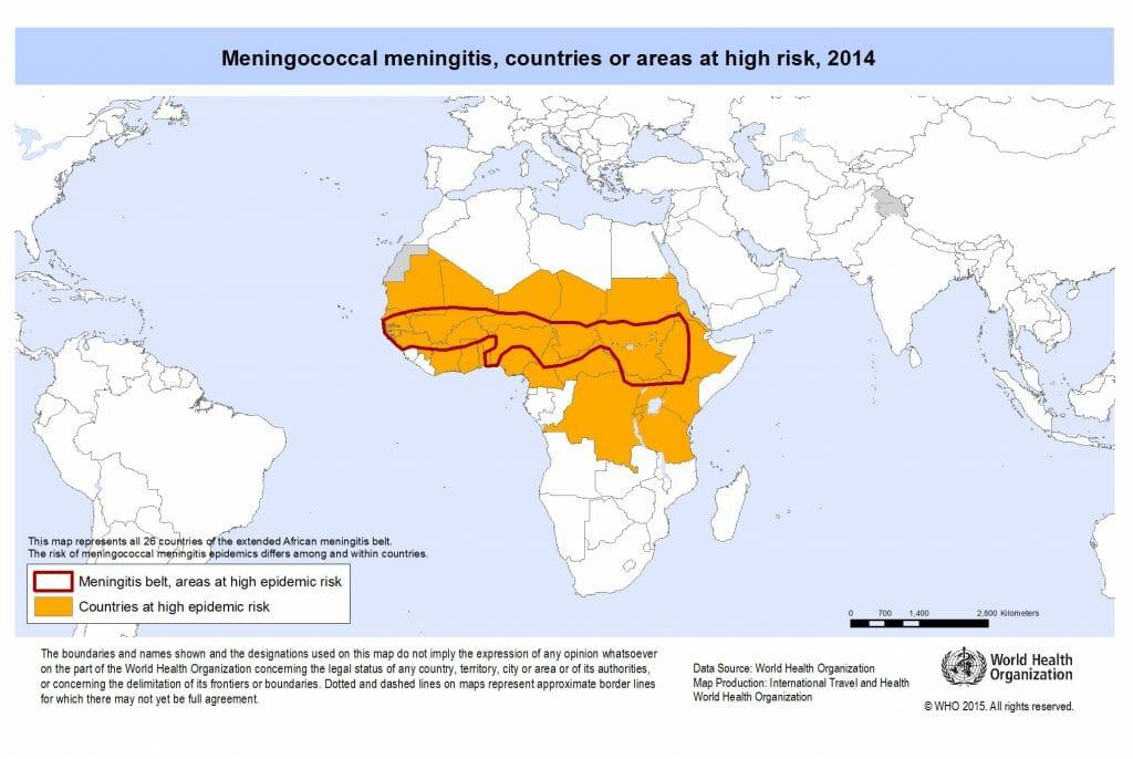 Meningitis Risk