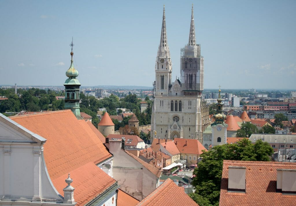 cathedrale zagreb