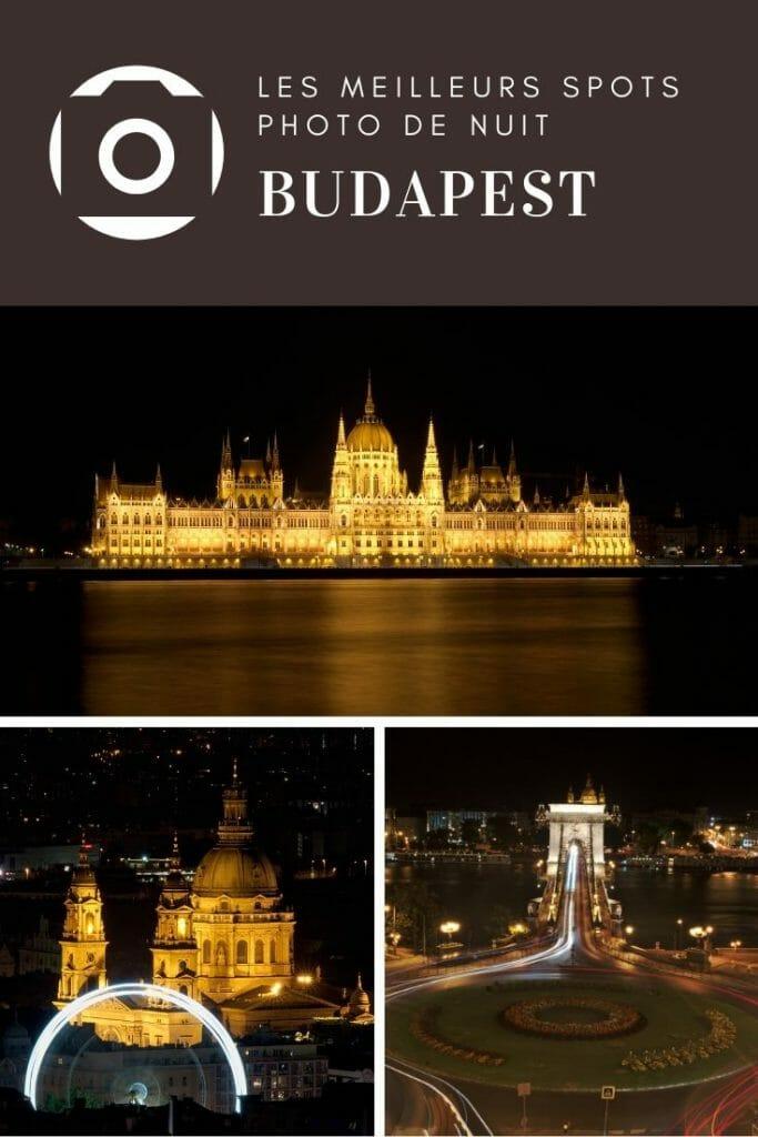 Les meilleurs spots photo de Budapest