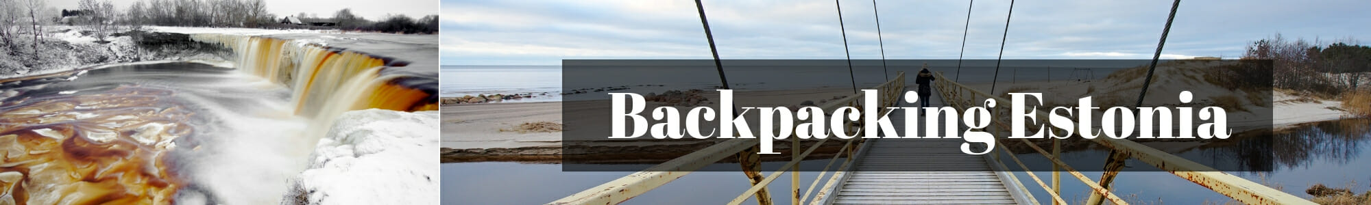 backpacking estonia