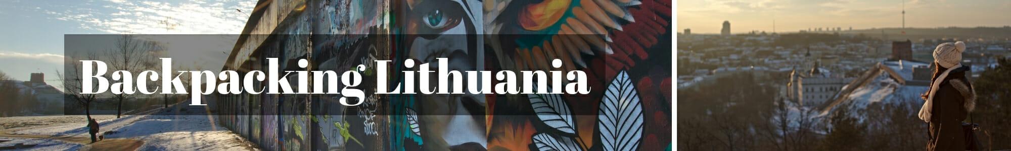 backpacking lithuania