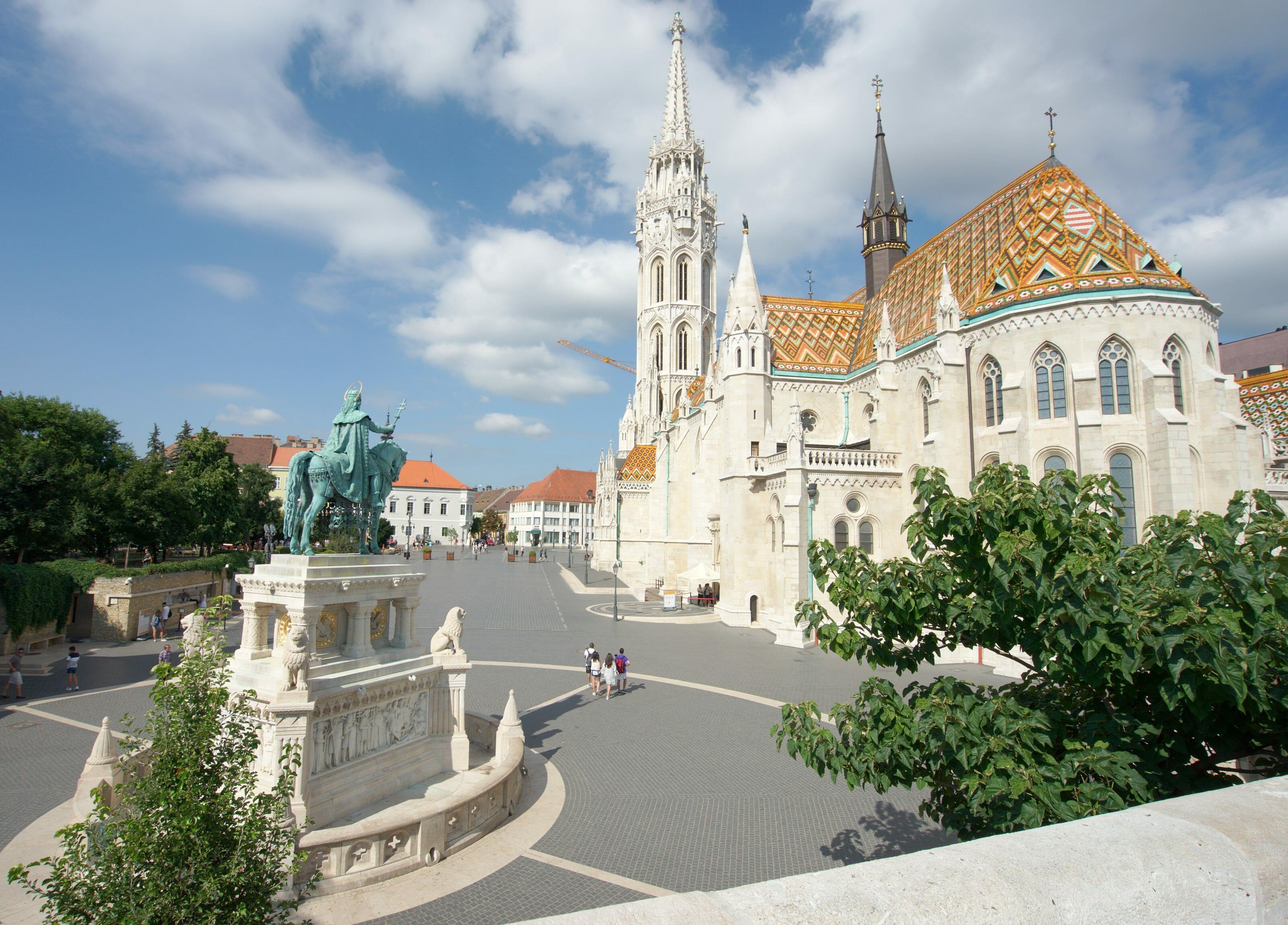 church matthias, budapest