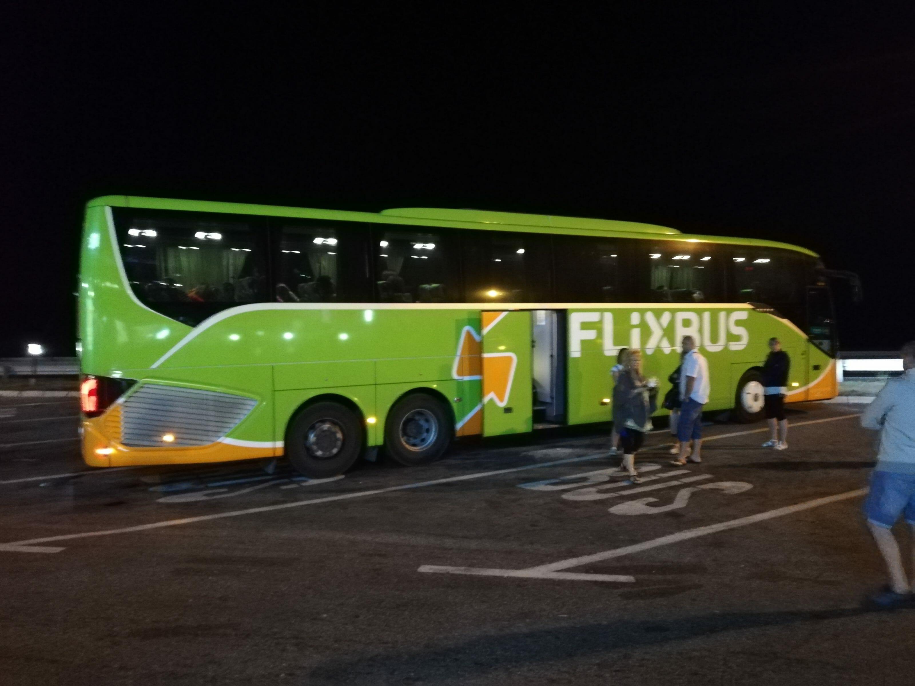flixbus europe
