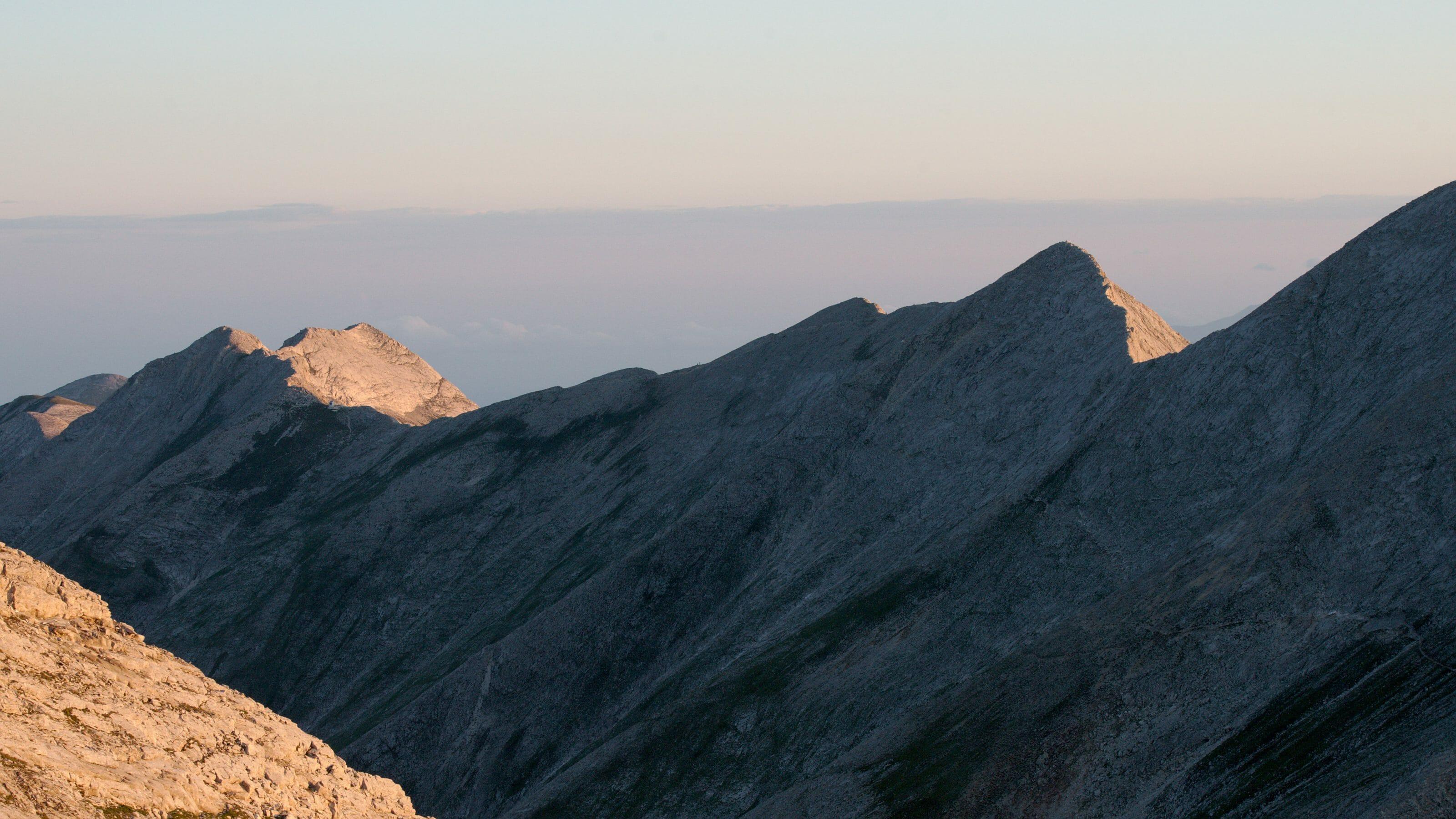 koncheto ridge