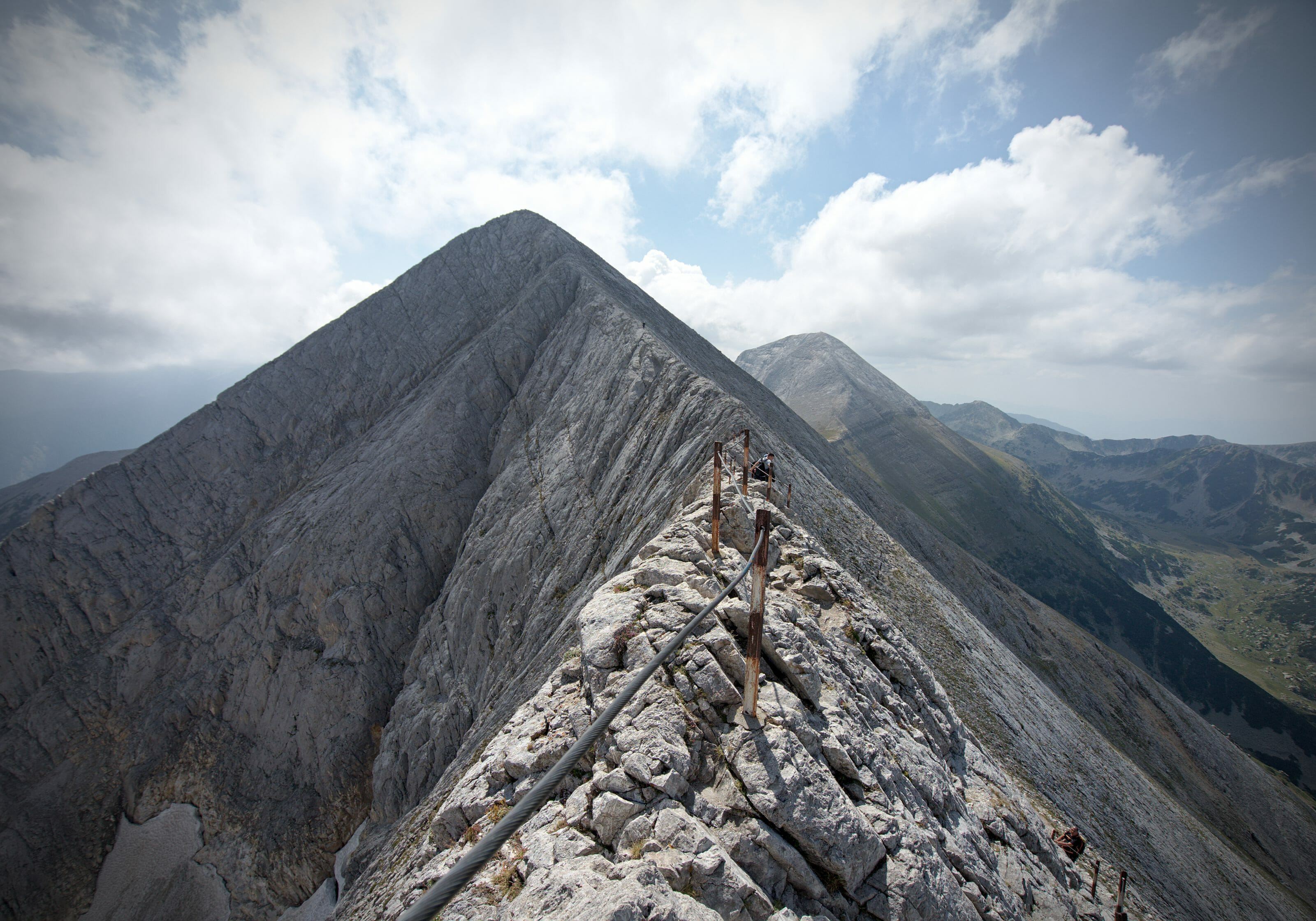 koncheto ridge Pirin