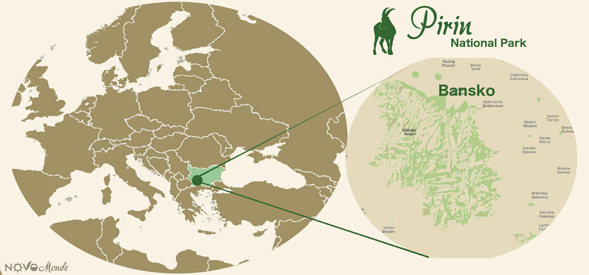 pirin national park bulgaria