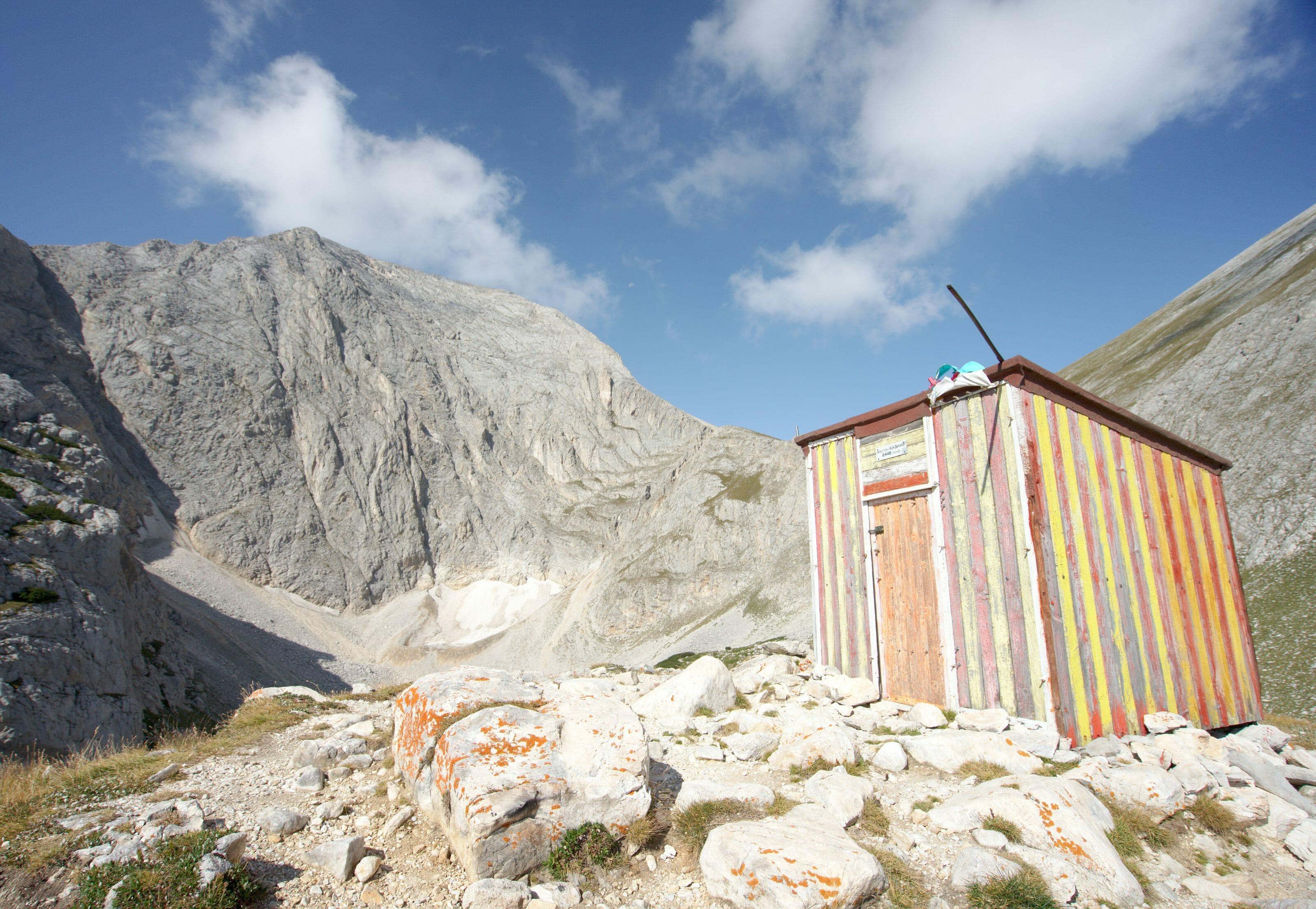 vihren small hut