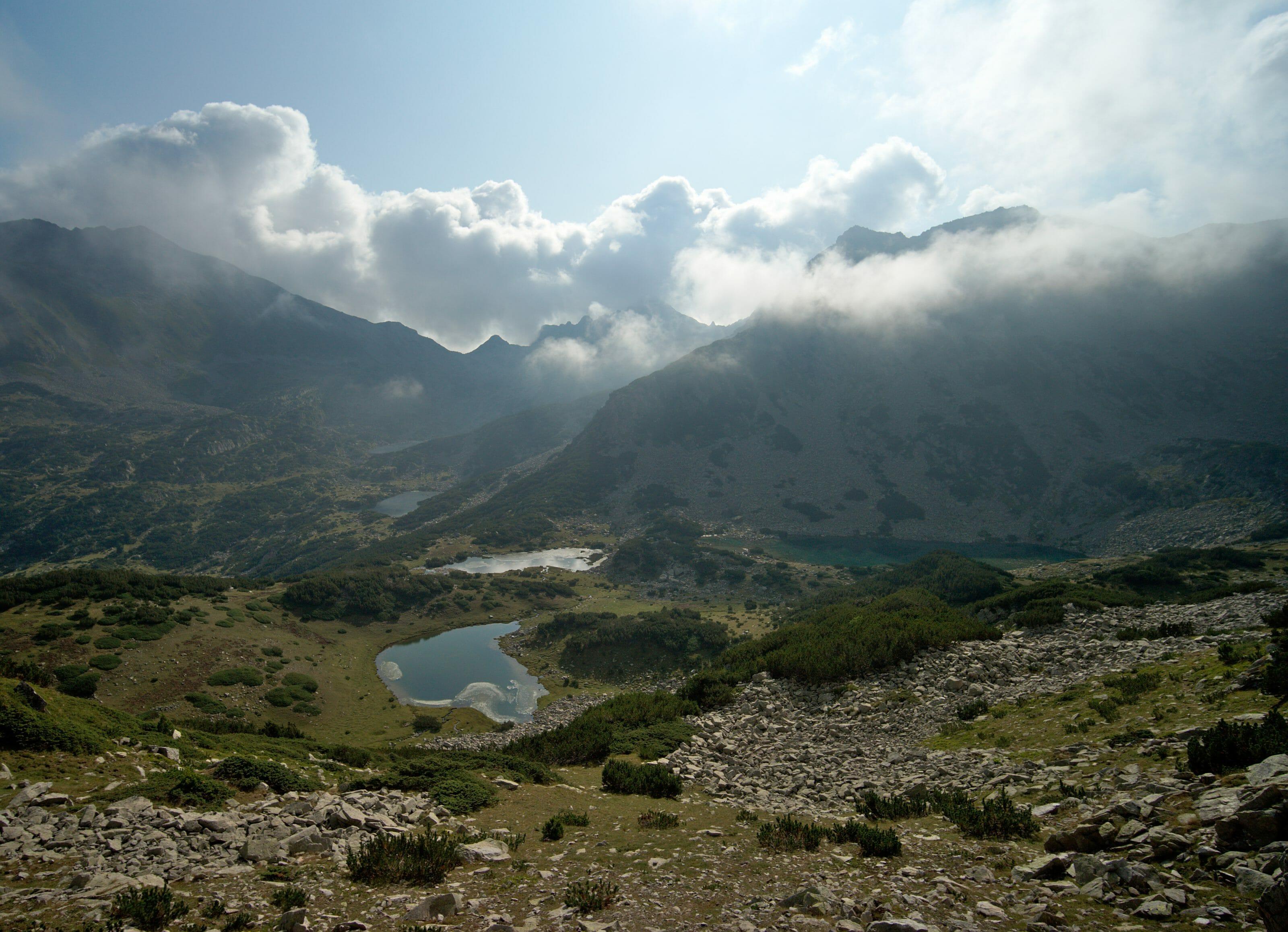 montagnes bulgares