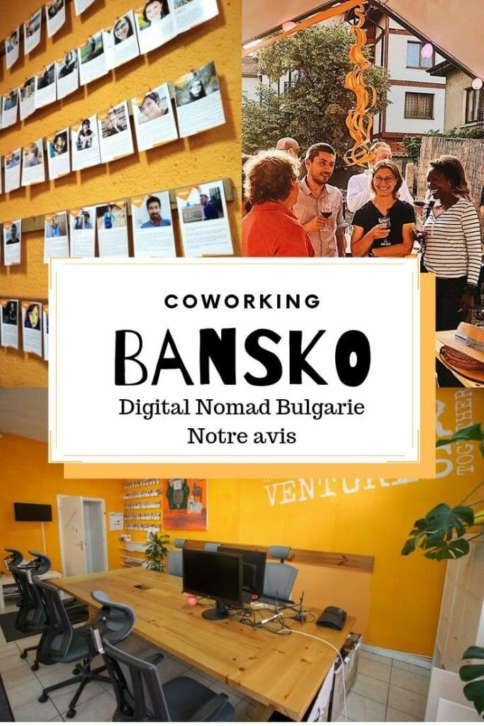 bansko pour les digital nomads