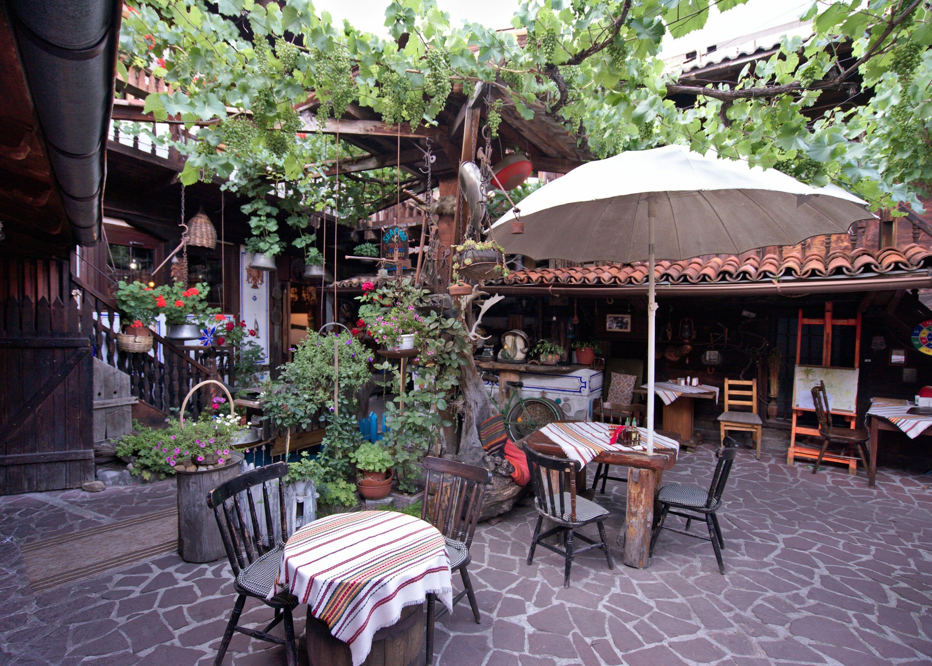 restaurant dedo pene Bansko