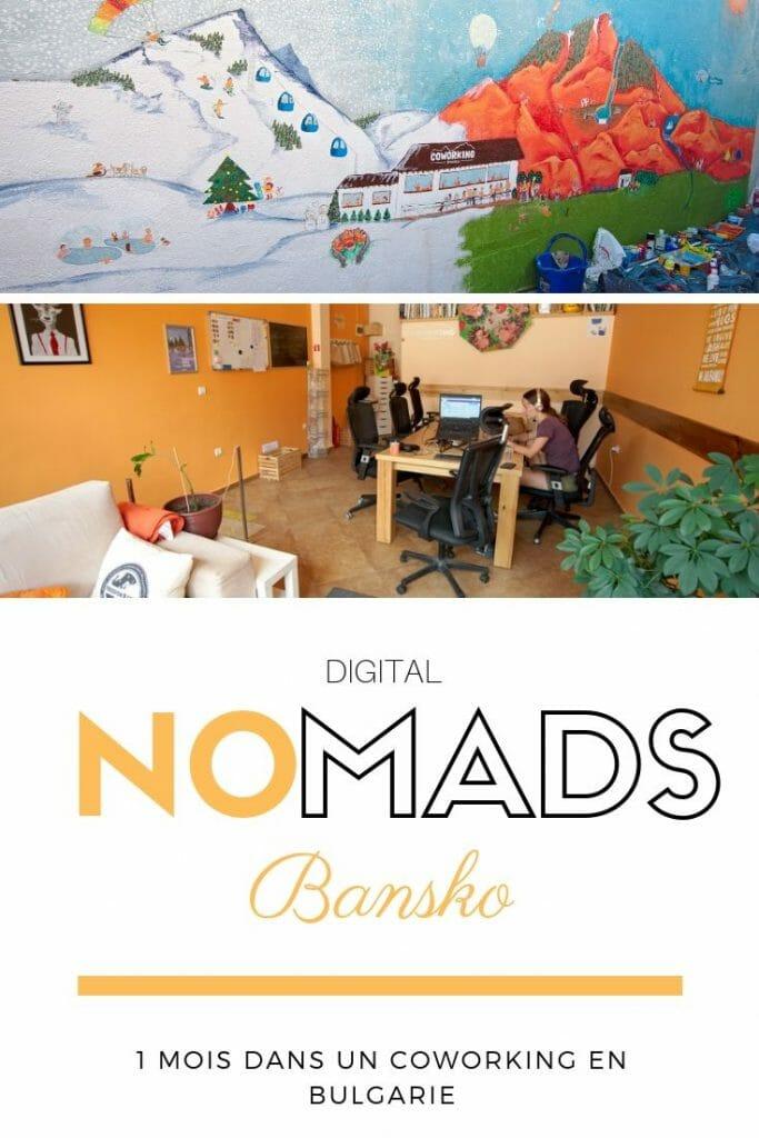 bansko pour les nomades