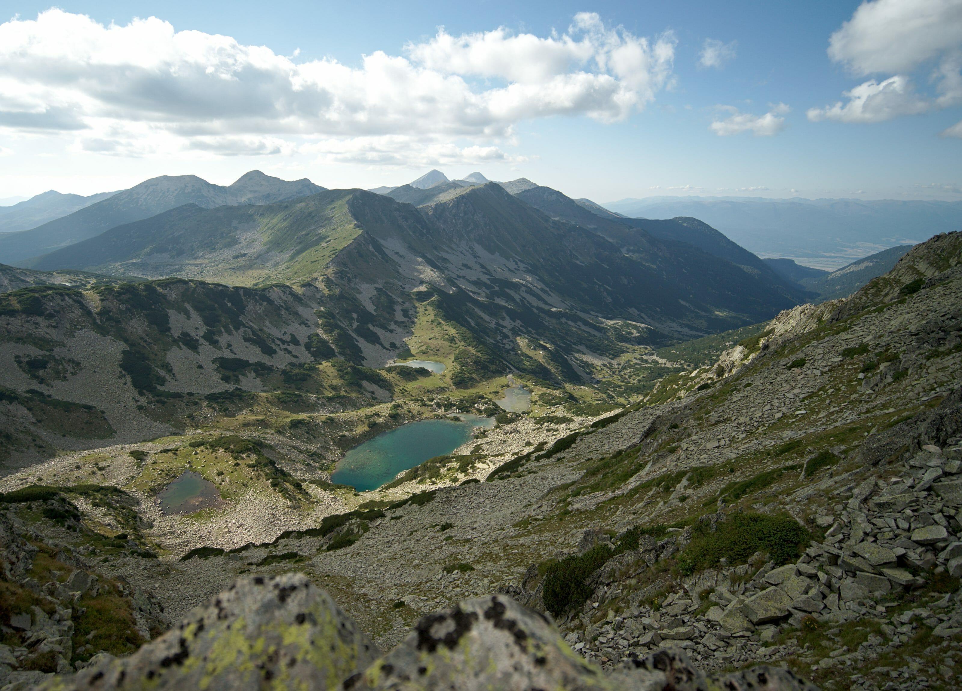 les lacs en bulgarie