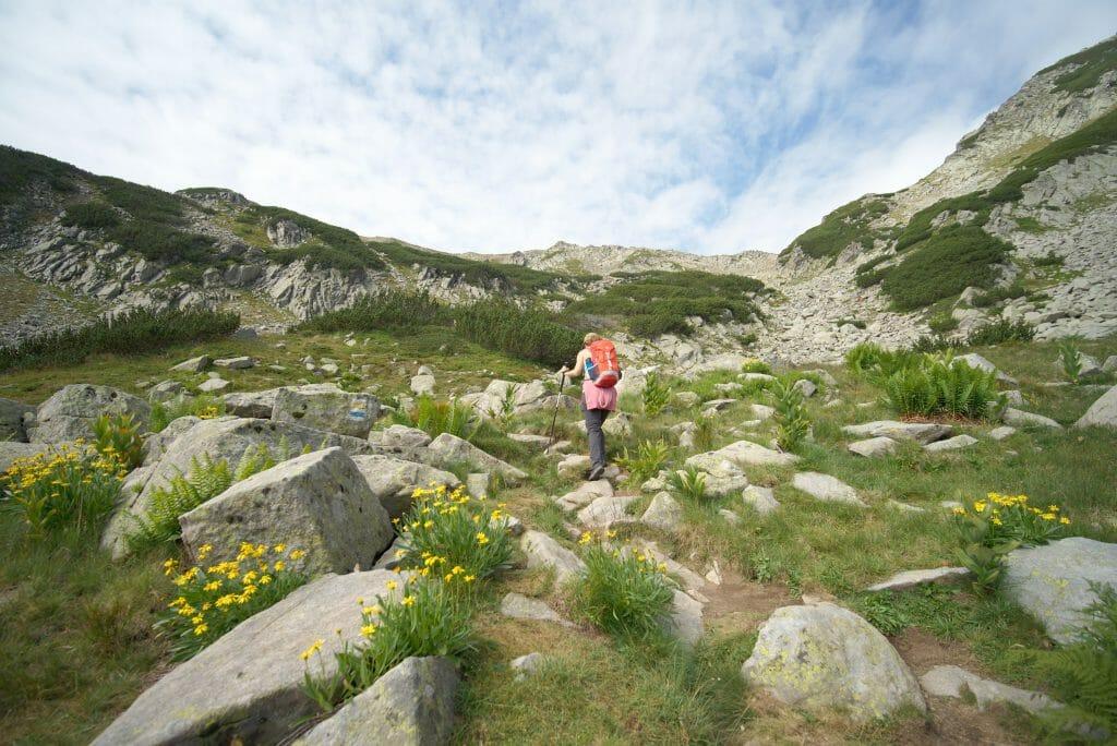randonnée en bulgarie