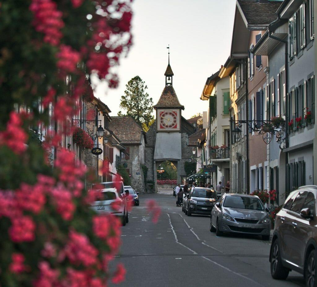 saint-prex, canton de vaud