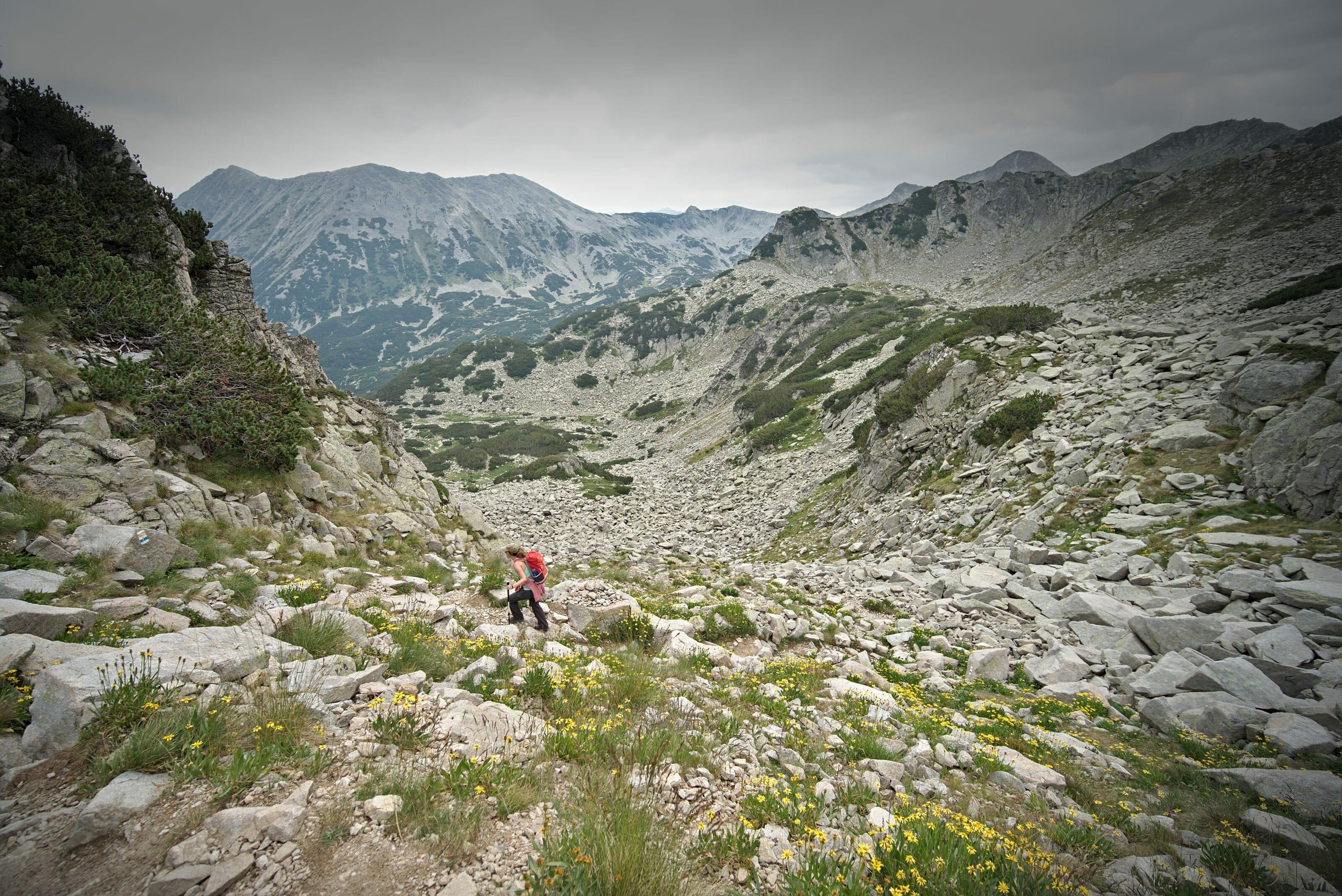 randonnée alpine