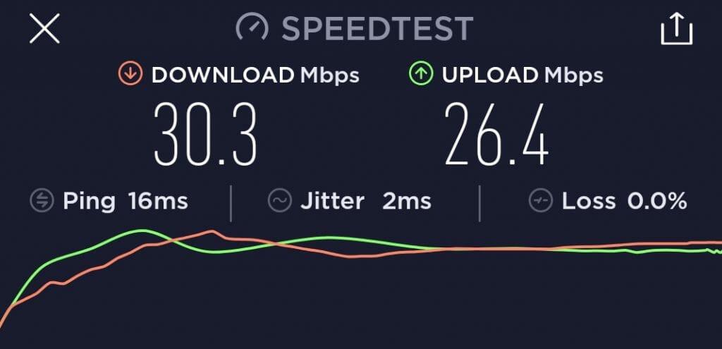 speedtest expressvpn quickconnect