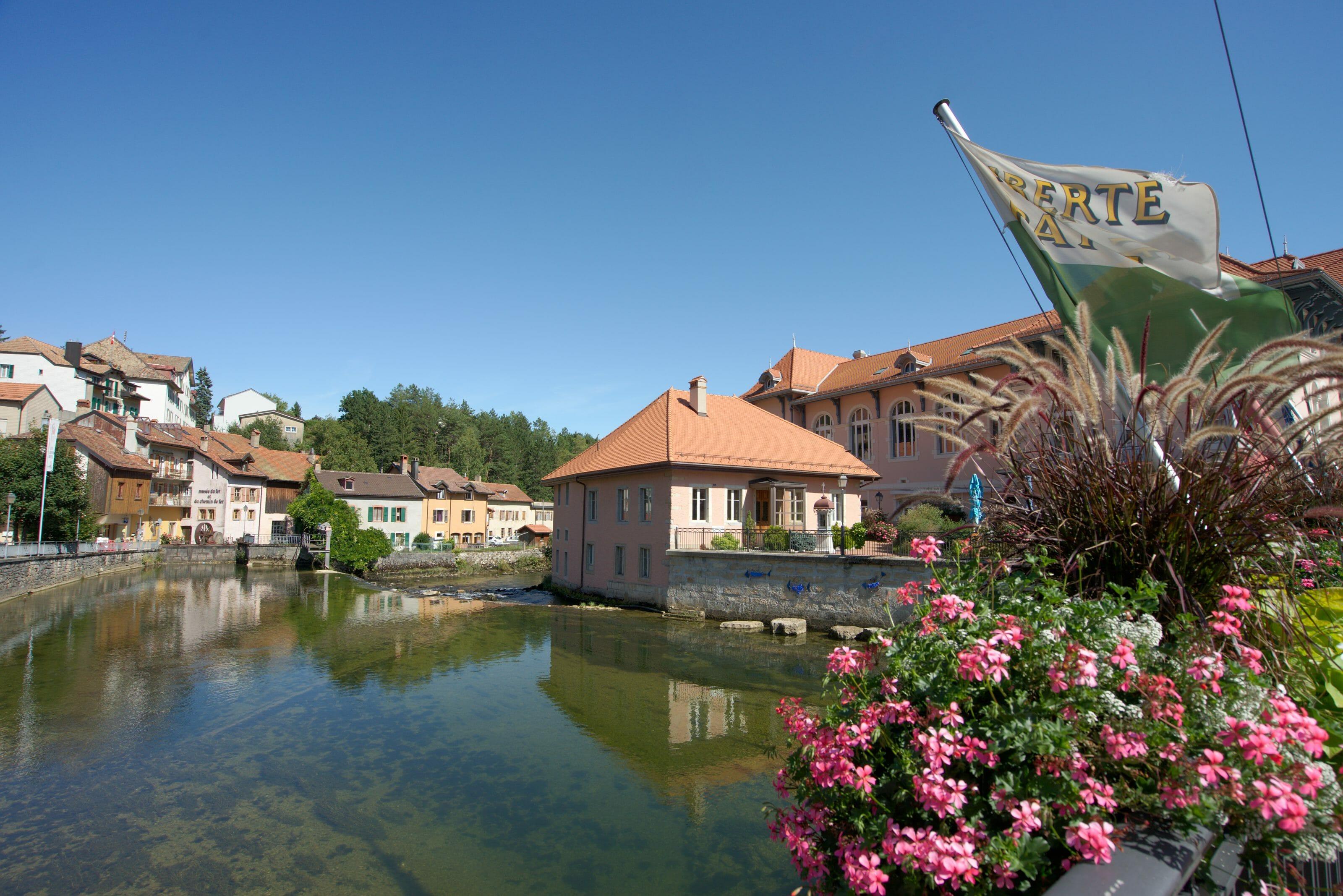 village de vallorbe