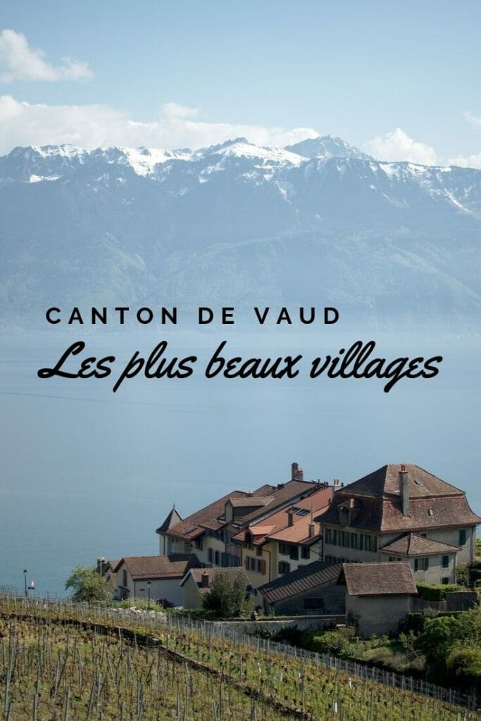 villages romands