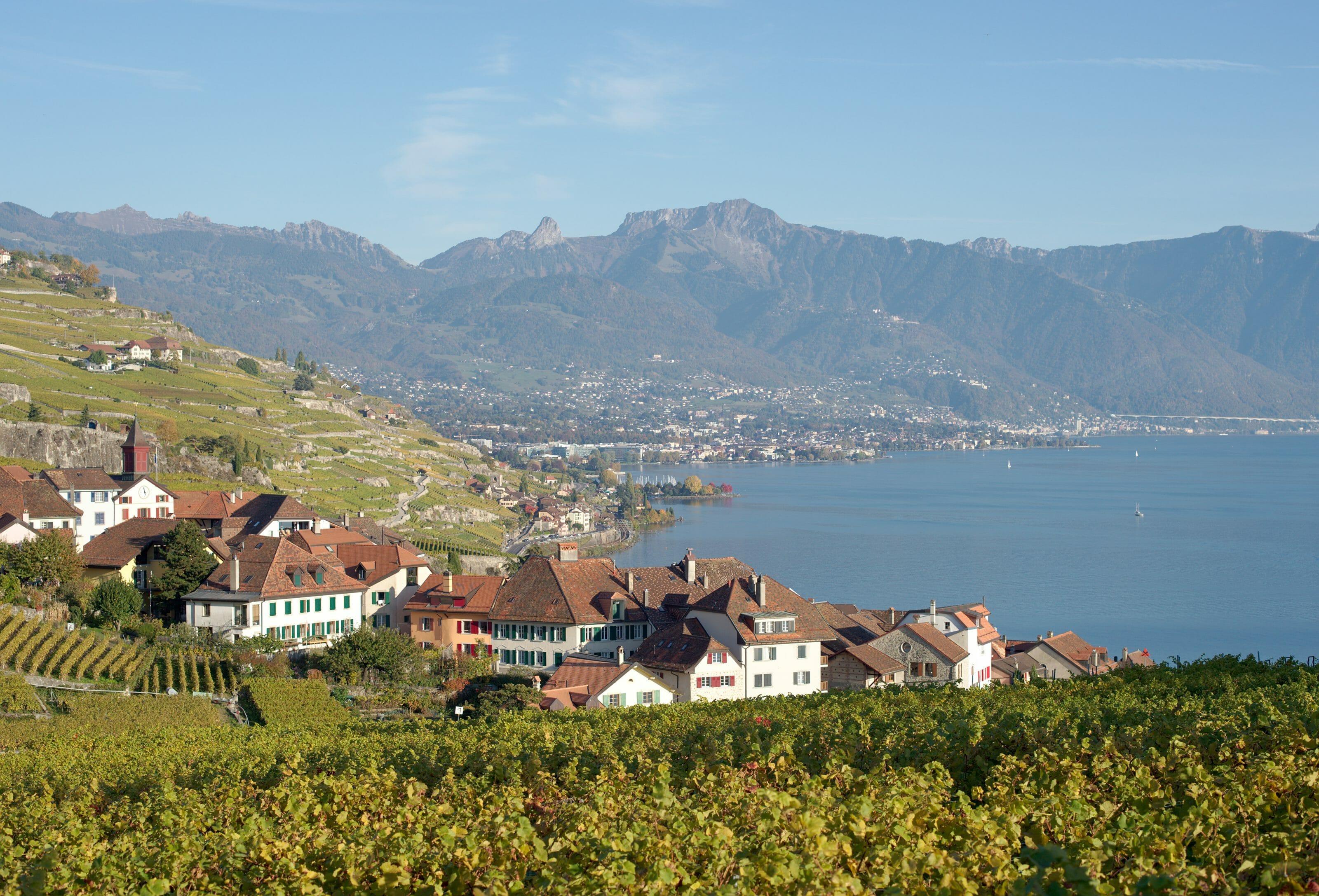 village en suisse romande