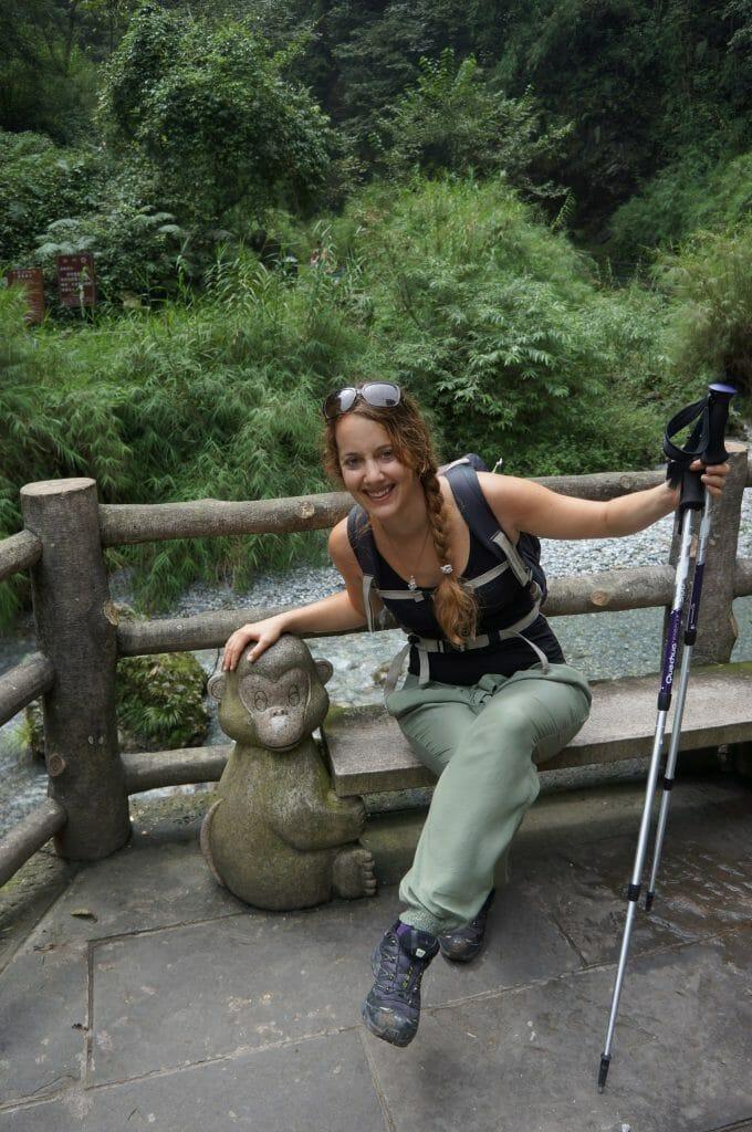 randonnée en chine