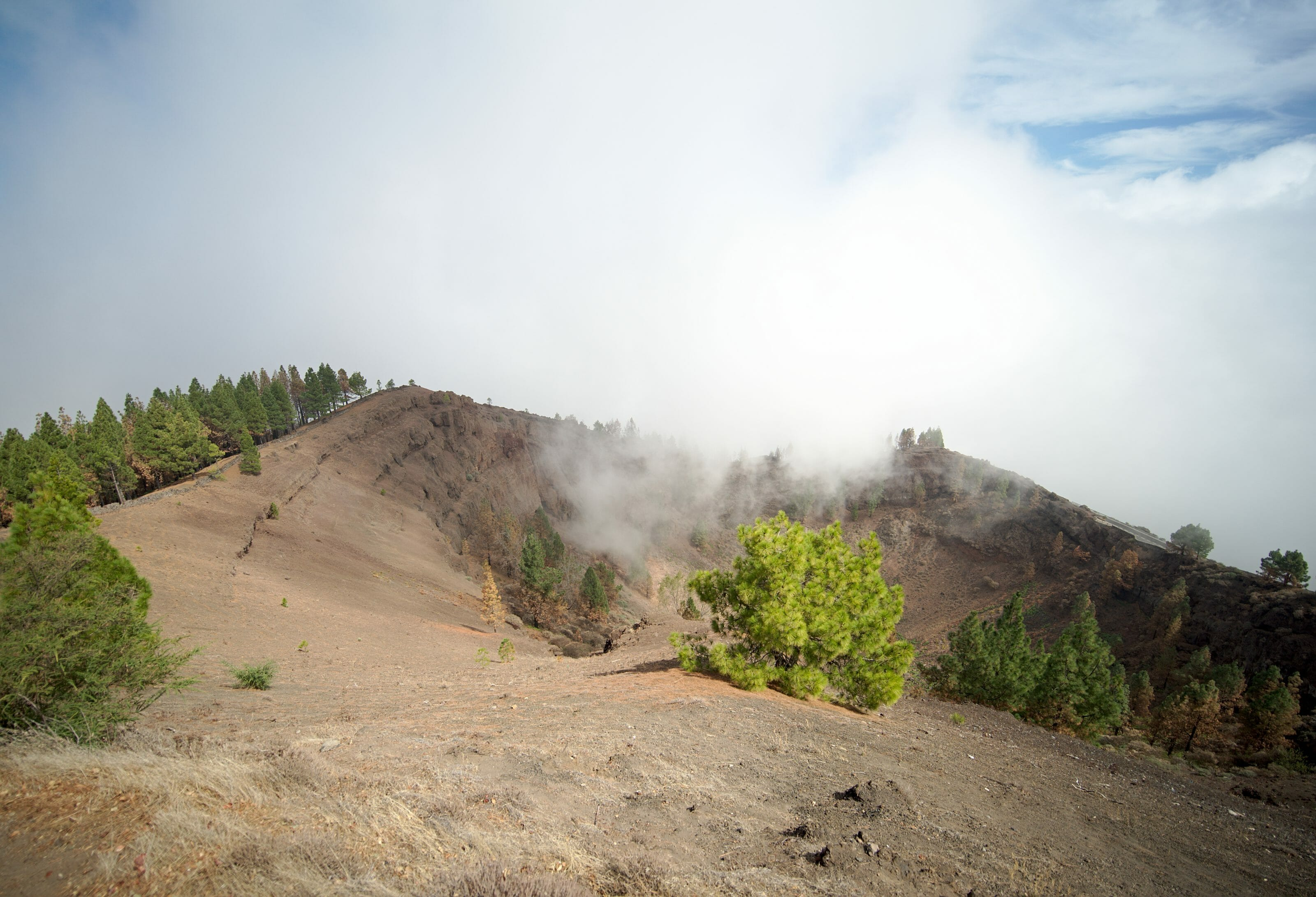 paysages volcanique