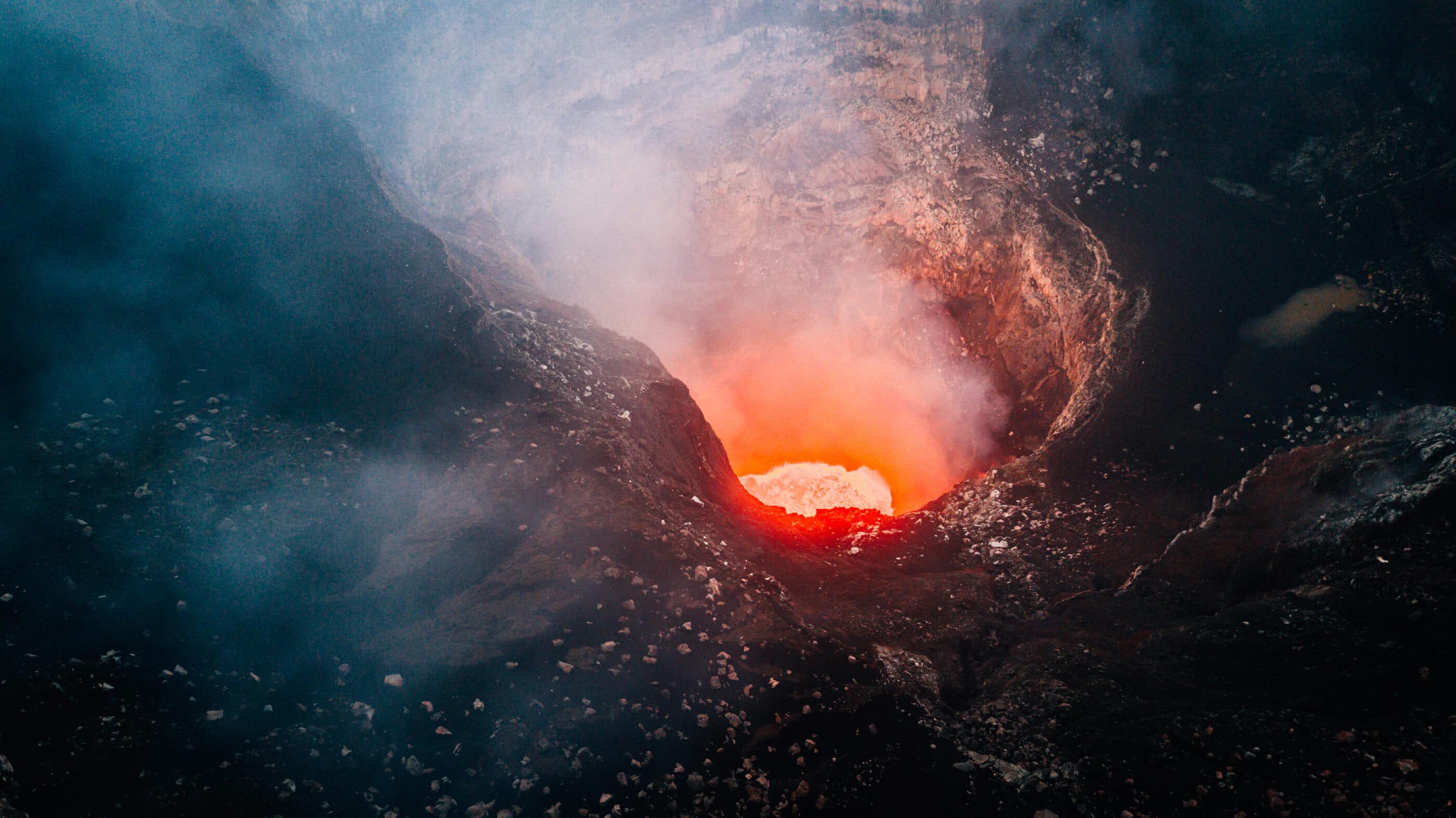 volcan tour du monde