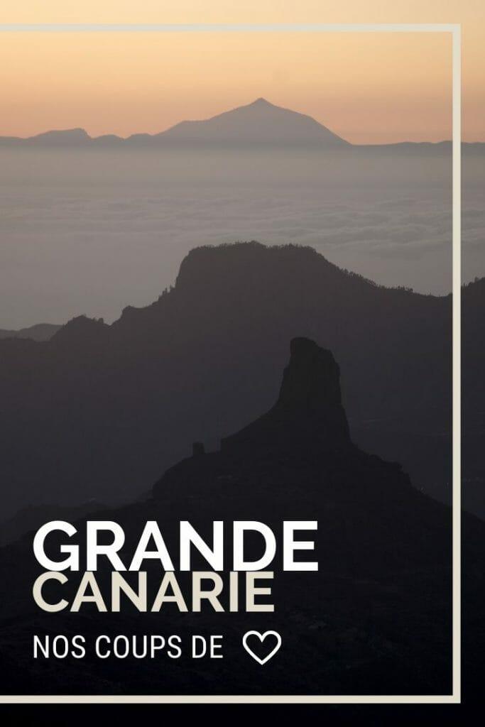 guide grande Canarie